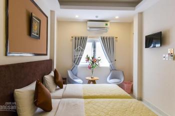 Cho thuê Khách sạn 14Phong Bùi Viện, Q1 - 8x24 giá 40trieu