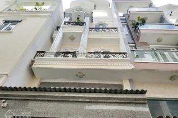 Nhà bán tại quận Gò Vấp đúc 4,5 tấm taii đường Quang Trung, phường 8