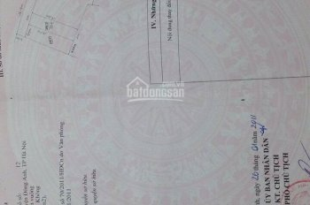 Bán 70m2 đất thổ cư, giá 15 triệu/m2, đất ở 100%, xã Nam hồng