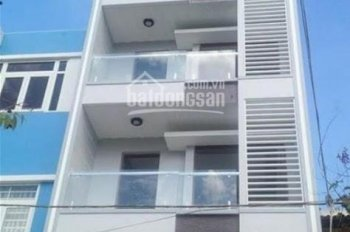 Nhà mới đẹp 100%, 4 tấm full nội thất ở ngay HXH đường Trường Chinh, P13, DT: 53m2, giá: 6.5 tỷ