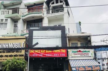 Cho thuê nhà mặt tiền đường Đinh Tiên Hoàng p. ĐAkao quận 1, 5x20 , 2 lầu, 70 triệu, 0908636184