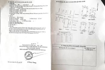 Bán nhà đẹp 4,5 tầng quận Bình Tân. 5 x 10,5m (52m2) liên hệ: 0911688338