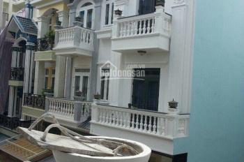 Cho thuê nhà hẻm xe tải Cộng Hoà, P12, Tân Bình. 10x20m, 2 lầu