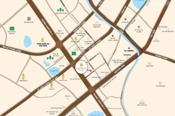 Shophouse khối đế trung tâm quận Thanh Xuân giá chỉ 60tr/m2, cam kết thuê lại 509.960đ/m2/th