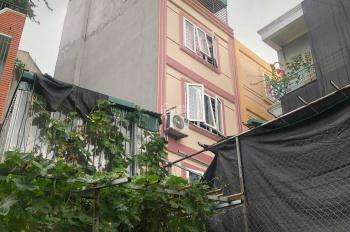 Bán nhà phố Đại Đồng, 32m2, 5 tầng, ô tô đỗ sát cửa nhà