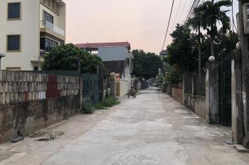 Bán đất trục chính Ngọc Giang - Vĩnh Ngọc Đông Anh. DT 100m2, MT 6m, giá 28tr/m2