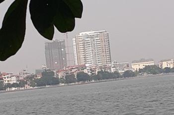 Bán tòa nhà căn hộ cho người nước ngoài thuê, vị trí mặt Hồ Tây