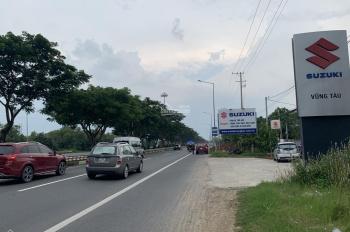 Mặt tiền QL51 phường Phước Trung DT 1 mẫu 1, 300m TC Thích hợp làm cây xăng, salon ô tô. 0936654848