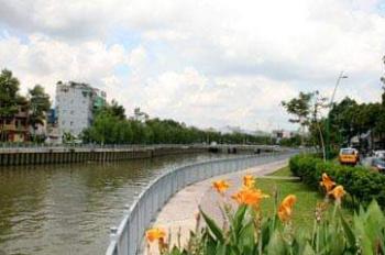 Căn hộ 2PN (85m2) Trần Quý Khoách, Tân Định, quận 1 giá 22tr có thể làm văn phòng, spa