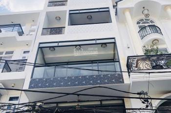 Cho thuê nhà riêng đường Nguyễn Hoàng, P. An Phú: 5x22m, 3 lầu, 4PN, giá 55 tr/th. Tín 0983960579