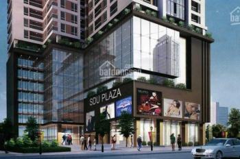 Bán sàn thương mại khu Ba Đình, DT 1171m2 có nhiều lợi thế vị trí và giá trị cho thuê. 0972971295