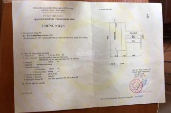 Bán đất 2MT Chương Dương, Mỹ An, Ngũ Hành Sơn, Đà Nẵng, DT: 100m2. LH: 0901983883