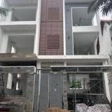 Cho thuê nhà mặt phố đường Nguyễn Quý Cảnh: 10x17m, hầm, 3 lầu, 2MT giá 160 tr/th. Tín 0983960579