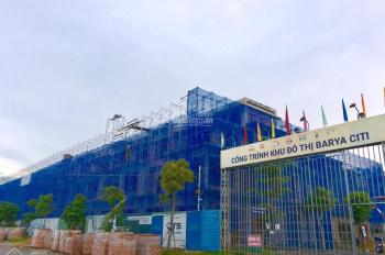 Kẹt tiền bán gấp căn K đối diện TTTM trục đường chính dự án Barya Citi 3 tỷ 460. 0907865679