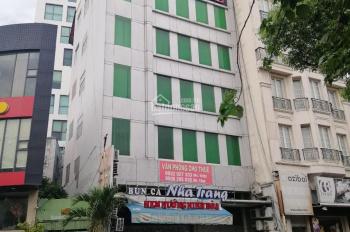 Cần bán nhà MT Lê Quý Đôn, P6, Q3. DT 10x22m, hầm 3 lầu, HĐ: 232 tr/th, 95 tỷ LH 0799790988