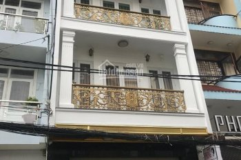 Bán nhà mặt tiền Lý Thái Tổ, Phường 1, Quận 10. Diện tích: 4x15m