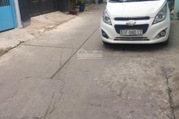 Cần cho thuê gấp căn nhà P. Tân Hưng Thuận, Q12 có DT 4,2x20m, giá: 13 triệu/tháng