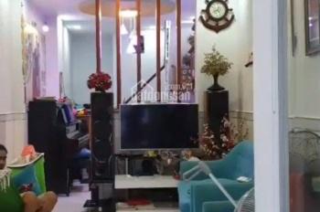 Nhà HXH Nguyễn Ngọc Nhựt, P. Tân Quý, Q. Tân Phú, DT: 3x15m, giá 3.75 tỷ