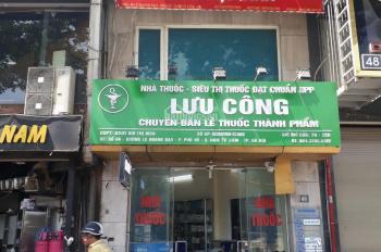 Chính chủ cho thuê tầng 2, 4,5,6 tòa 48 Lê Quang Đạo, Phú Đô