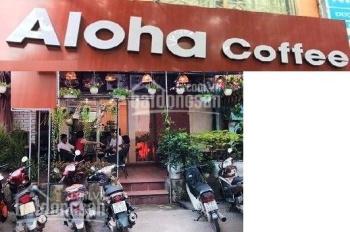 Sang nhượng quán cafe Nguyễn Thị Định. DT 150m2 kinh doanh tốt