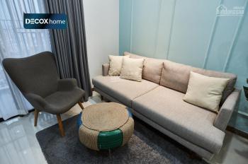 Cho thuê gấp căn hộ Hà Đô Q10,  1 PN + Full nội thất cao cấp giá 19tr/tháng bao phí QL,View Thoáng