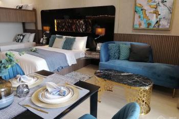 Kẹt tiền cần bán căn hộ biển Quy Nhơn, căn 1PN view biển, giá rẻ đường An Dương Vương LH 0901193786