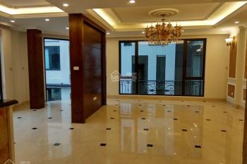 Bán nhà mặt phố Mạc Đĩnh Chi, Nguyễn Khắc Hiếu, Ba Đình 85m2x4T mặt tiền 8m  mới tinh, giá 19 tỷ