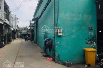 Bán nhà xưởng (đang cho thuê) đường Tân Kỳ Tân Quý, p. Bình Hưng Hòa, q. Bình Tân