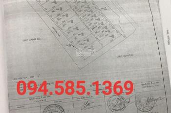 Bán 1 trong 2 lô góc đấu giá Nghĩa Trụ tiếp giáp khu đô thị Đại An, giá 13.5 tr/m2, 0945851369