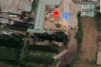 Bán đất MT Trần Văn Giàu, P. Tân Tạo A, Bình Tân, DT: 8.854m2