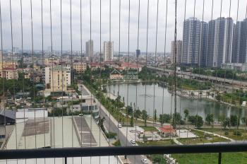 Bán gấp căn 2 PN view hồ điều hòa tòa N02, nhà 5A Lê Đức Thọ, Mai Dịch, Cầu Giấy. LH: 0932221638