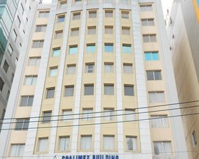 Văn phòng cho thuê quận Bình Thạnh tòa nhà V - Coalimex Building 57m2 324.240đ/m2/th; LH 0777102591