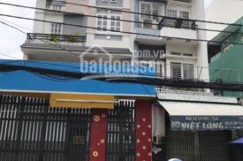 Bán nhà 3 lầu, 145tr/m2, mặt tiền Đinh Bộ Lĩnh - Bùi Đình Túy, Bình Thạnh, 6.5x25m, NH 8m, 23.5 tỷ