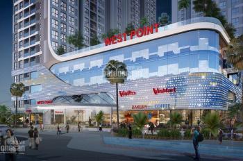 Cho thuê Shophouse kinh doanh dự án Vinhomes West Point Phạm Hùng - LH 0904992995