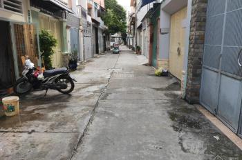 Cho thuê nhà HXH 5m đường Lý Thường Kiệt, P15, Q11, DT: 4x20m, trệt lầu, 4PN 3WC giá 25tr/th TL