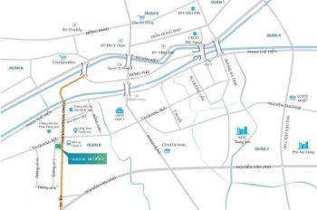 Chính chủ cần ra nhanh căn hộ SaiGon Skyview quận 8, 62m2 giá 1,5 tỷ. Bán nhanh chênh lệch thấp