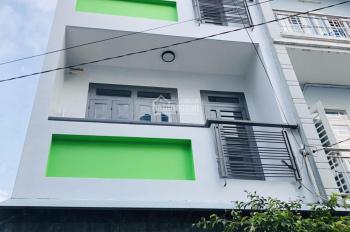 Bán nhà hẻm 6m đường Số 6, Bình Hưng Hòa B, Bình Tân, DT 4x8.31m, KC 2 lầu sân thượng, giá 3.1 tỷ
