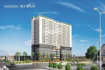 Chính chủ bán căn hộ Saigon Skyview, 62m2 tầng 19, giá 1,670 tỷ. LH: 0917.396.393