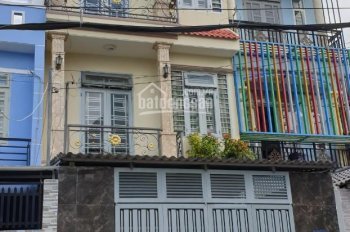 Bán nhà HXH sát Hiệp Thành City, Q12, giá 5.5 tỷ