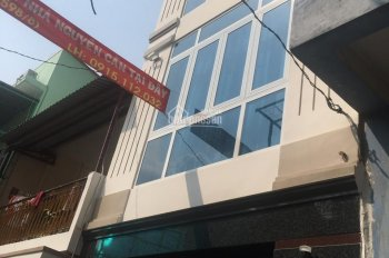 Cho thuê nhà HXH 60/2 Vạn Kiếp, P. 3, Bình Thạnh