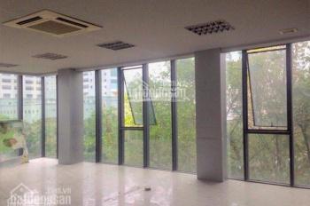Cho thuê văn phòng tòa nhà hạng B Trung Hòa Nhân Chính, 100 m2-150m2-200m2 có bãi đỗ ô tô giá rẻ