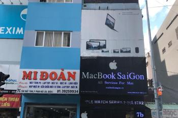 Bán gấp nhà mặt tiền đường Nguyễn Thái Bình Q. Tân Bình, 5,5x16m nhà 5 tấm mới đẹp giá rẻ 14.8 tỷ