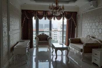 Cho thuê căn hộ Garden Court 1, diện tích 128m2, full nội thất, giá cho thuê 23tr. LH: 0909.044.178
