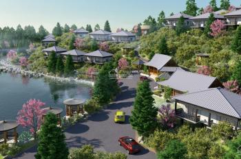 Bán gấp biệt thự nghỉ dưỡng ven đô Ohara Lake View chỉ với 1,9 tỷ, sổ đỏ, lợi nhuận hơn 300tr/năm