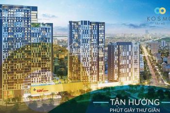 Căn hộ 3 phòng ngủ - View Hồ Tây hướng Đông Nam - Chung cư Kosmo Tây Hồ - Chủ đầu tư chiết khấu 16%