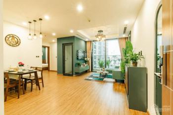 Cho thuê CH tòa G2 Vinhomes Green Bay, căn hộ 3PN sáng, căn góc, full đồ, nhiều view, 19tr/th