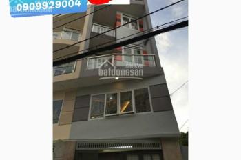 Nhà Lê Quang Định: 4x11m, lửng, 2 lầu, ST, hẻm xe tải, giá 25tr/th