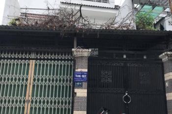 Xuất cảnh bán gấp nhà HXH Trường Chinh Tân Bình, DT 4x18m nhà 2 tấm mới đẹp đường ô tô giá rẻ 6.1tỷ
