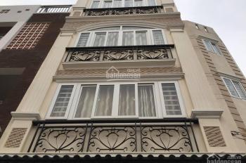 Bán gấp khách sạn 2 mặt tiền Nguyễn Văn Đậu, Phú Nhuận 4x30m, 1 trệt 5 lầu, giá 18 tỷ sang tên ngay