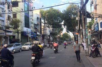 Bán nhà mặt tiền Võ Văn Tần dt 4.5x13m 4 lầu đang có hợp đồng thuê net 60tr/tháng giá 18 tỷ
